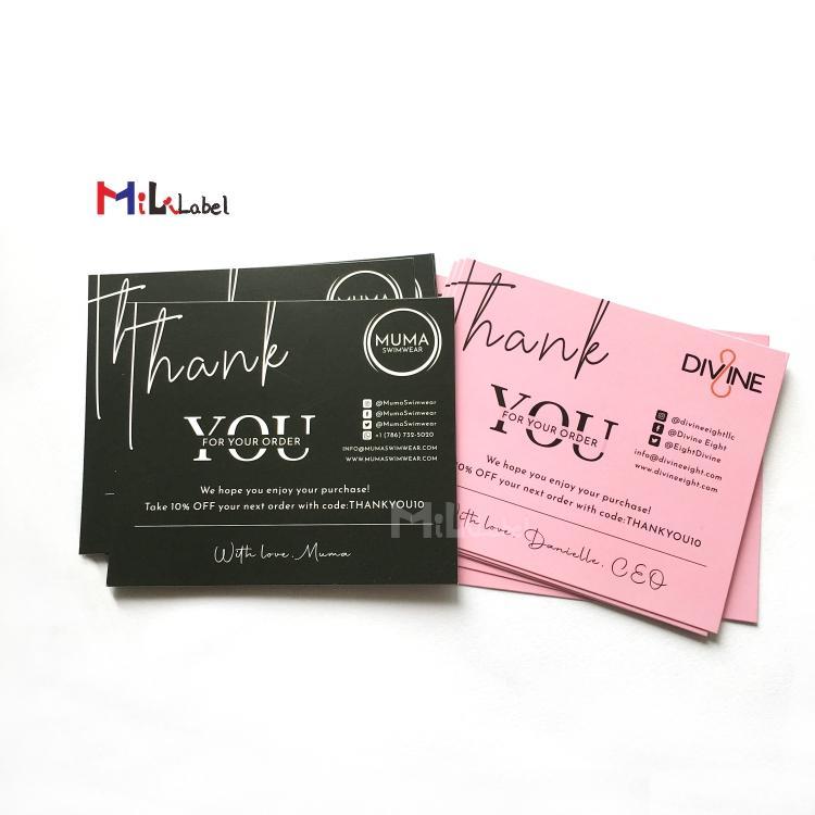 Пользовательские благодарности Теги Пошив Изменения Поздравительные открытки Возвращая тег для одежды
