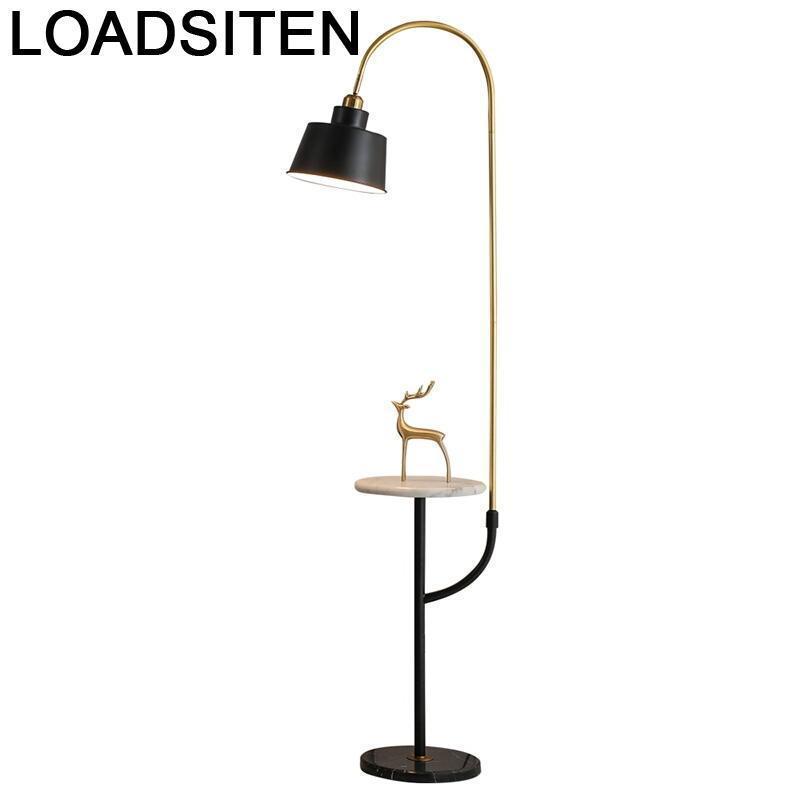 현대 노르딕 람파라 파이 스탠드 거실 용 Piantana Lampada 다 테라 램프 Stehlampe Lampadaire 드 살롱 바닥 조명 램프