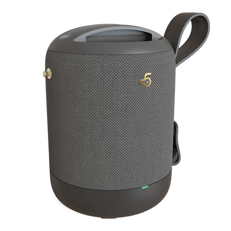 BD05 HiFi Portátil Alto-falante Bluetooth Sem Fio com TWS Interconectado Telefone Suporte Monte TF MP3 Player FM Sports Loudspeaker Camuflage Sound Sound