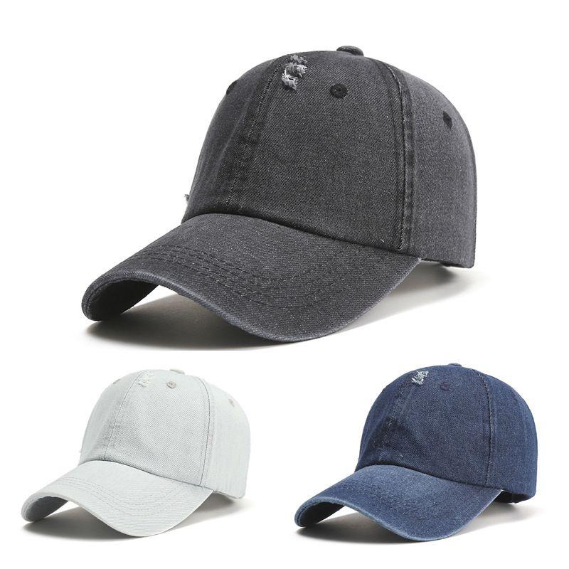 Фабрика оптом Новые мужские женские весной и летней бейсбольной кепкой корейский модный яму ковбой открытый утка язык шляпа