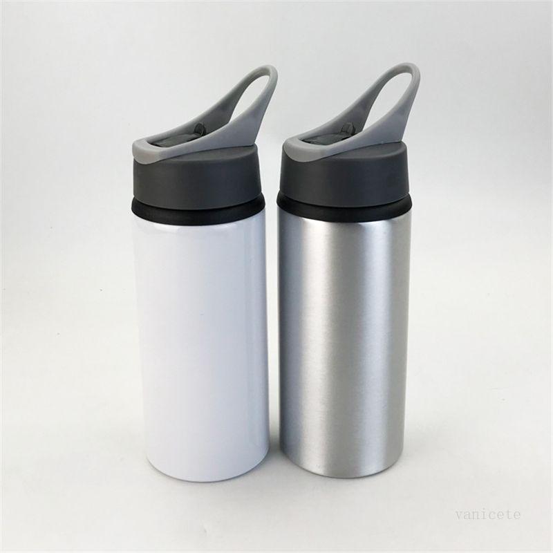 بلون نسر منقار كبير الفم زجاجة المياه الرجال والنساء الرياضة في الهواء الطلق كأس القش المحمولة 600 ملليلتر T500569