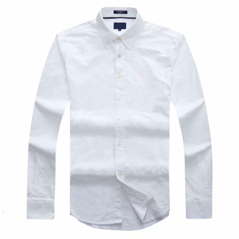 셔츠 남성 셔츠 패션 화학 옴므 망 체크 무늬 긴 소매 블라우스 남자 캐주얼