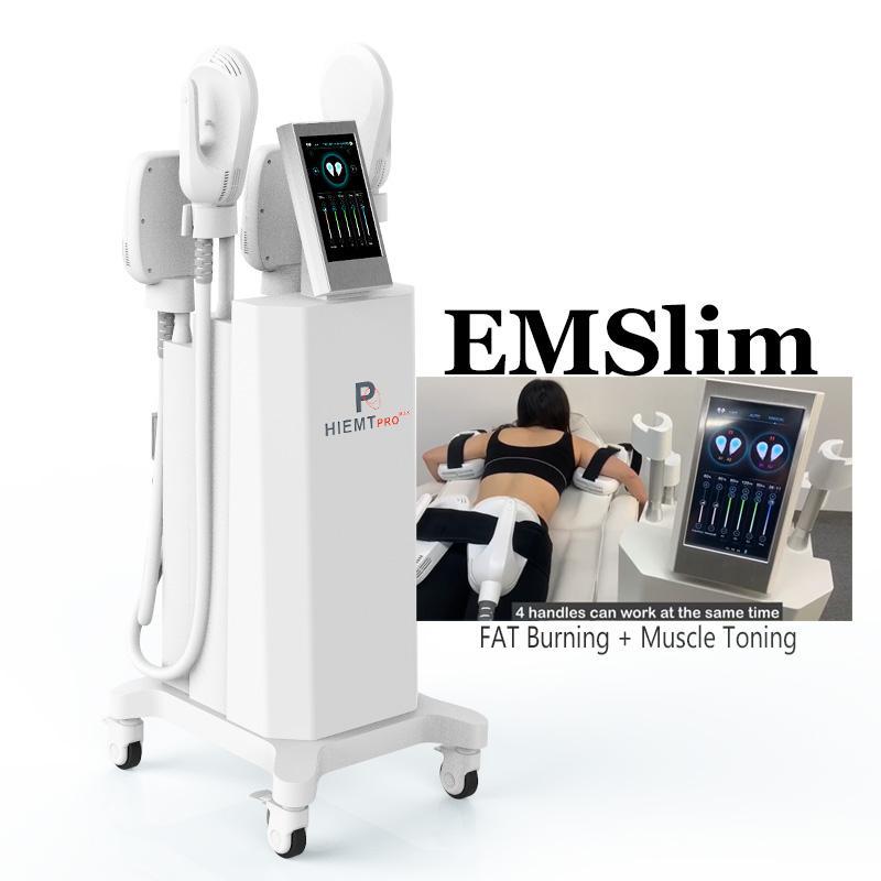em ضئيلة آلة الجمال emslim ems مشجعا العضلات بناء الجسم التخسيس آلات contouting حرق الدهون جهاز Hiemt
