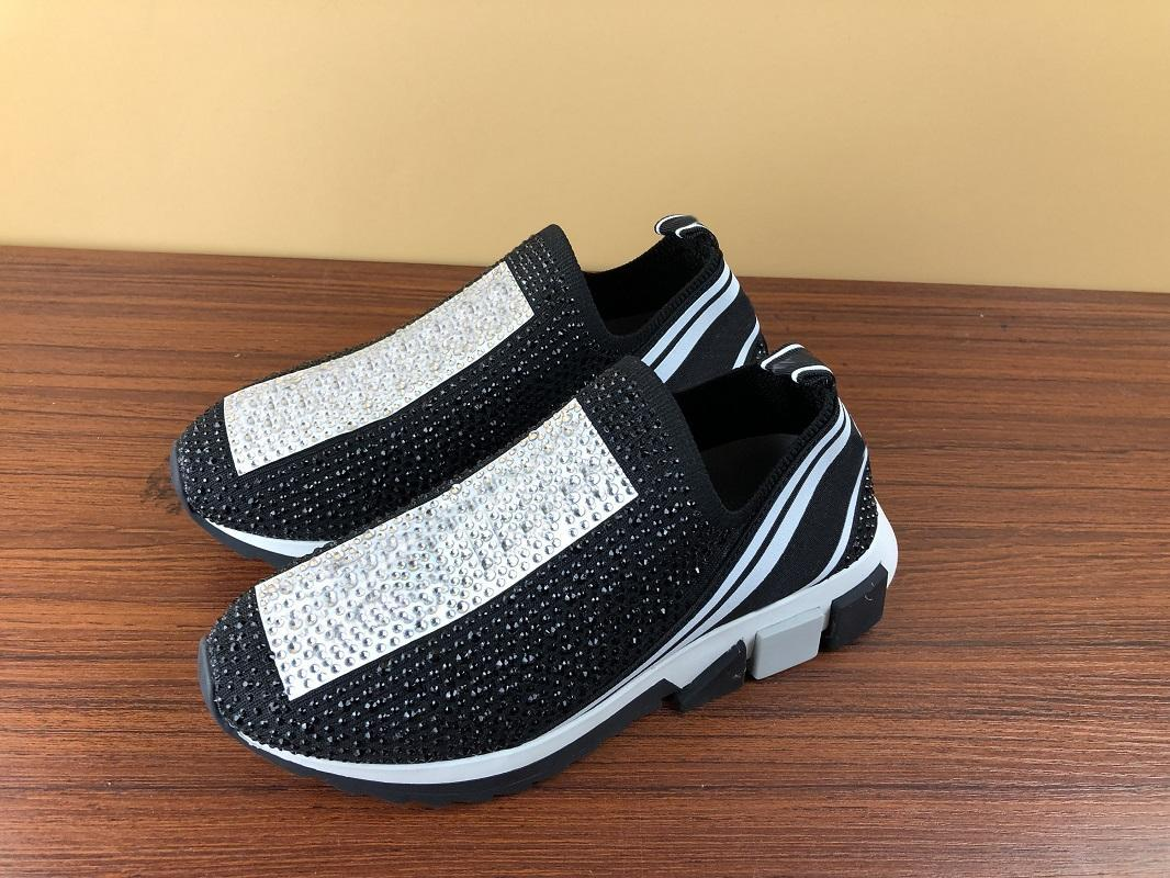 40٪ خصم كلاسيكي جورب عارضة أحذية للرجال إيطاليا المرأة ايس ماركة شبكة أحذية عالية الجودة الرياضية تنفس الصيف أزياء دروبشيب الذقن