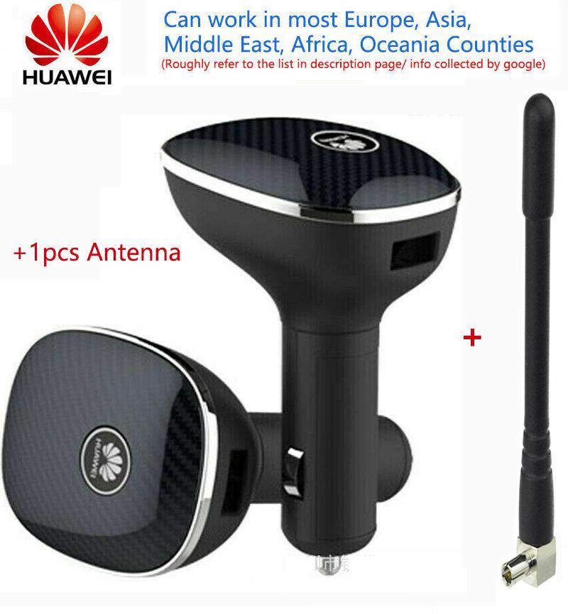 Разблокированный Huawei E8377S-153 Hotspot 3G 4G LTE Модемы FDD Carfi Беспроводной мобильный Wi-Fi маршрутизатор 150M