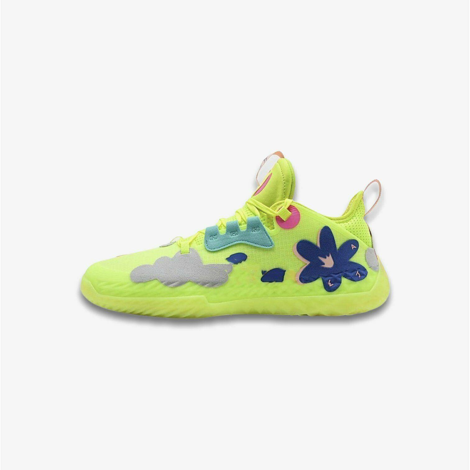 Harden Vol 5 futurenatural الرجال كرة السلة أحذية عالية الجودة الخالق CNY دعم الأحذية الرياضية مع مربع