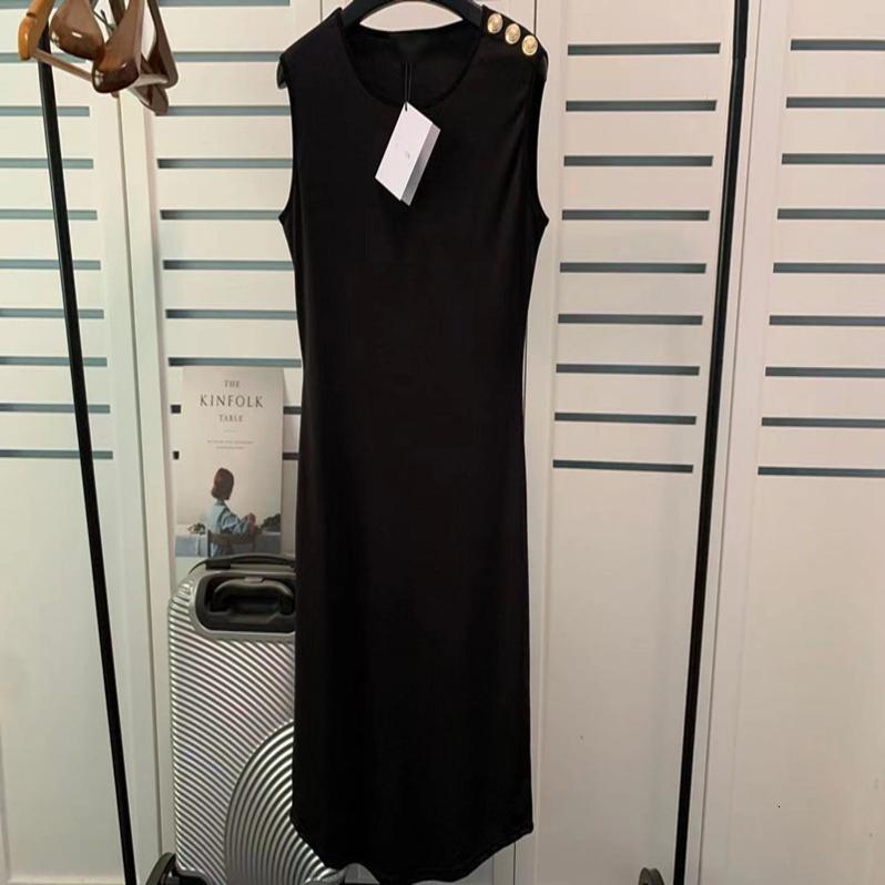 면화 BMAIN 드레스 레이디의 학교 소녀 슬리밍 Turtleneck 한 단계 편지 디자인과 여름 스타일 의류에 여성을위한 골드 버클을 가진 일정한 결합 된 치마