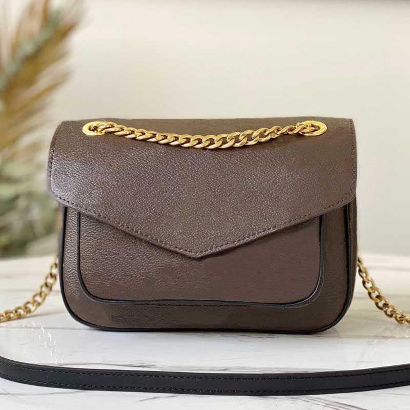 أكياس مصمم للنساء حقيبة يد سلسلة حمل المحفظة مبطن حقيبة crossbody جودة عالية حقيبة الكتف حقيبة تغطية