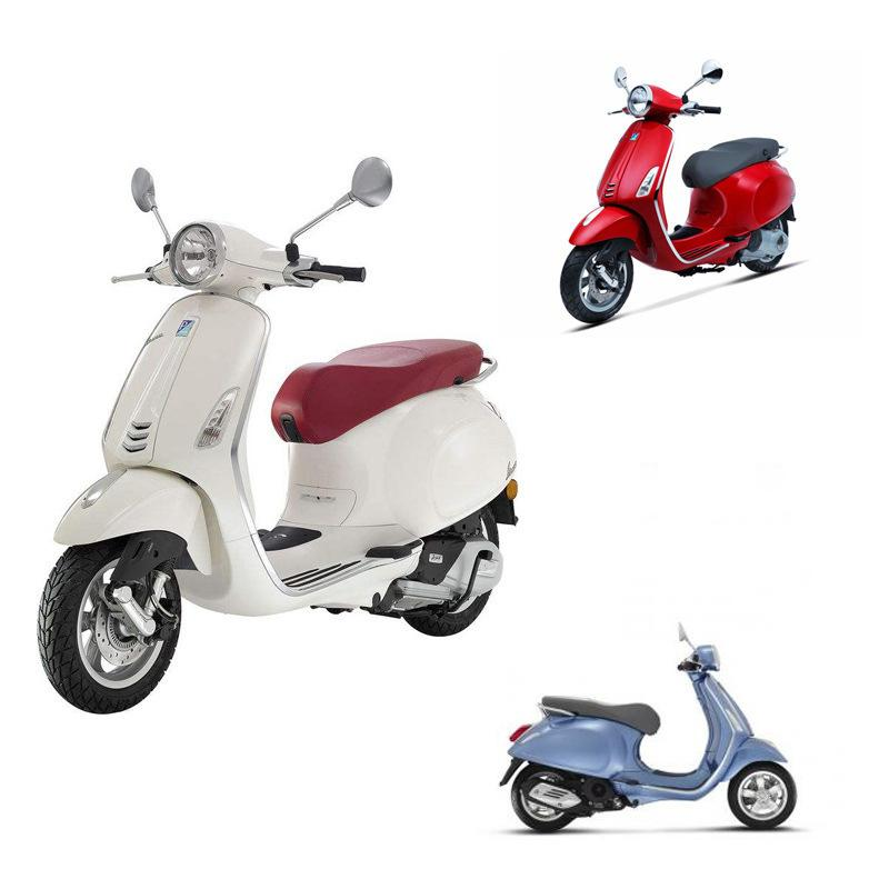Nuovo 112 Piaggio Vespa Primavera 150 Static Die Vehicles Collectible Hobby Moto Model Giocattoli