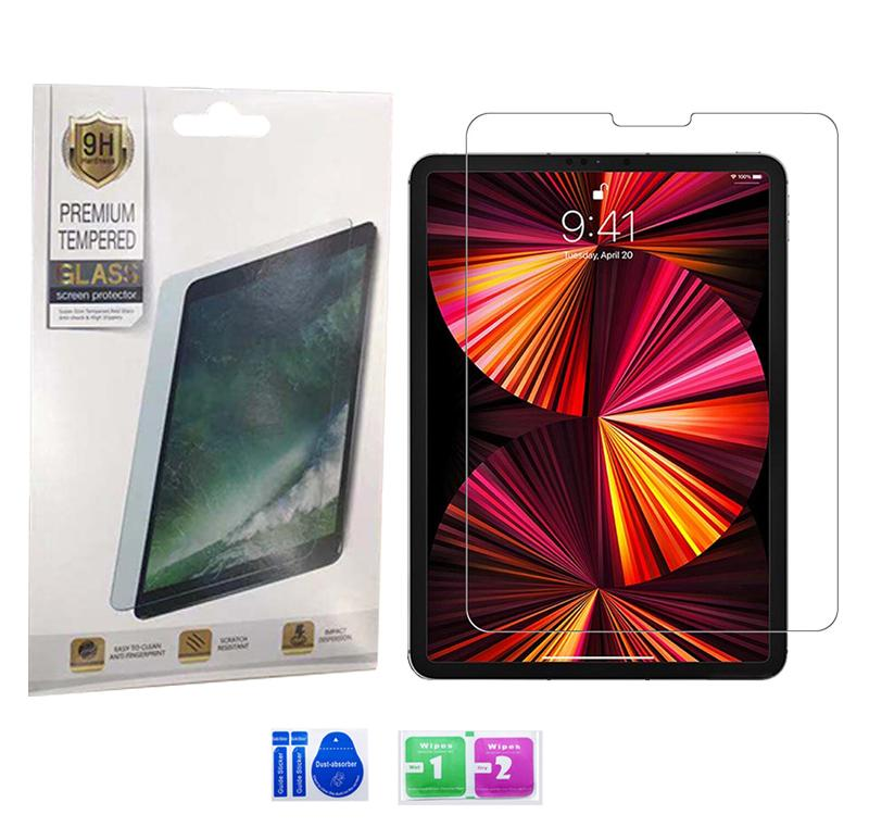 For Samsung Tab A 10.1 s6 lite 10.4 Clear Tempered Glass T510 T505 T290 0.33mm 9H Tablet Screen Protector Film Universal 7inch 8inch 9inch with package