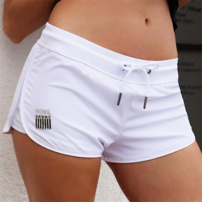 Feminino Anti Exposição Fitness Executando Activewear Mulheres Yoga Treino Atlético Shorts Desgaste de Esportes para Mulheres Academia