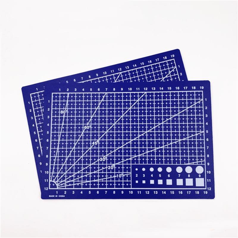 ZK30 دروبشيبينغ متعددة الوظائف pp قطع حصيرة وسادة a3 أدوات المرقعة دليل diy أداة نقش لوحة لصياغة الخياطة
