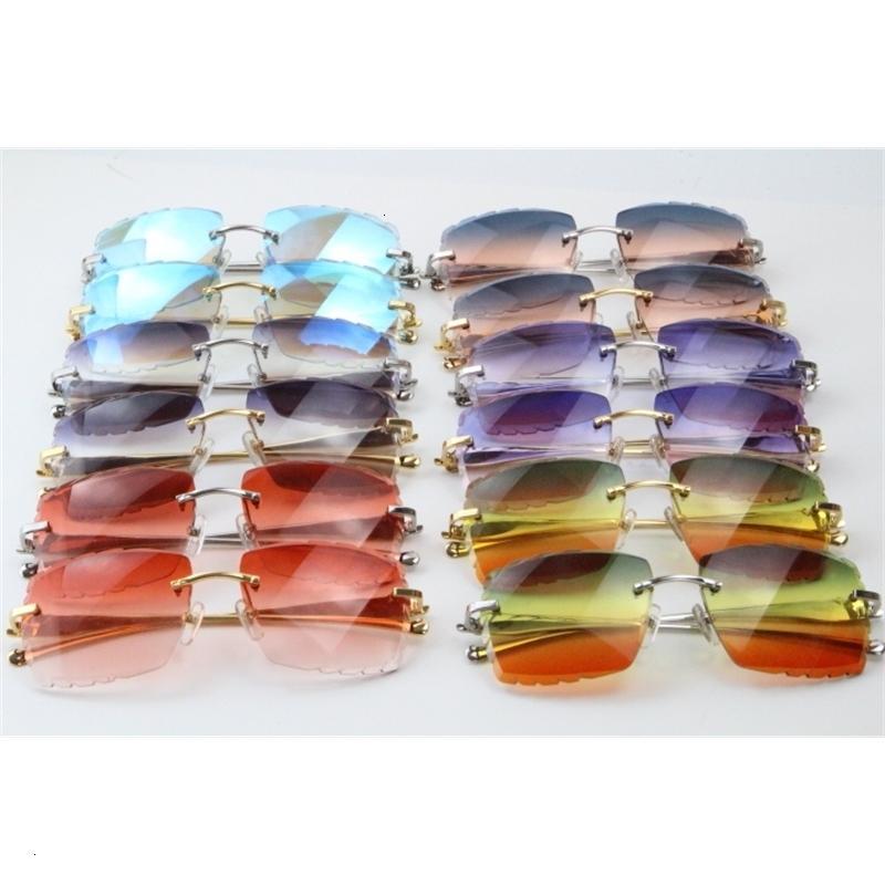 Paket Posta 2021 Erkekler ve Kadın Kart Sıcak Stil Butik Güneş Gözlüğü Popüler Logo Retroqmyr