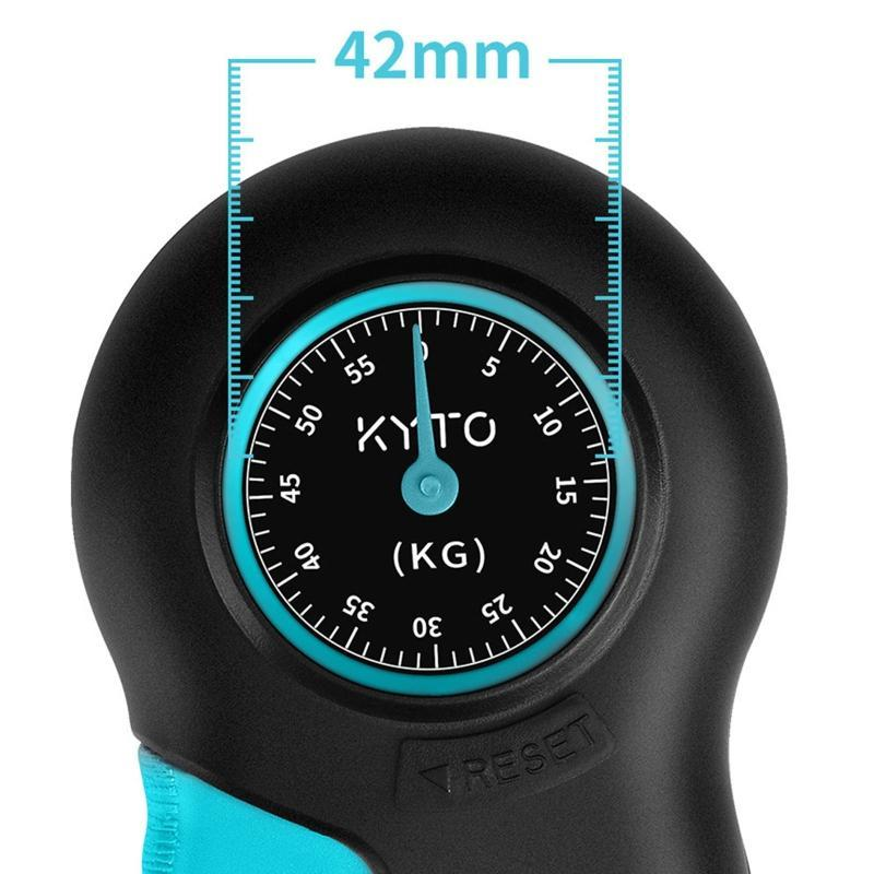 Pointer Finger Hand Strength Training Grip Dynamometer Meter Drop Accessories