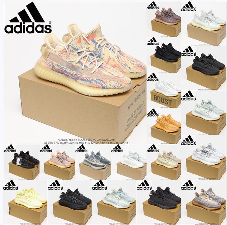 yeezys yeezy yezzy yzy 350 v2 sply boost reflective earth Oreo running shoes kanye west v2 Runner desert sage Zyon Yecheil Black Static men women sports sneak koVP#