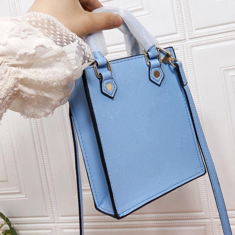 Moda senhora saco casual mini top womens totes bolsas gravadas logotipo letra design de alta qualidade bolsa bolsa bolsa