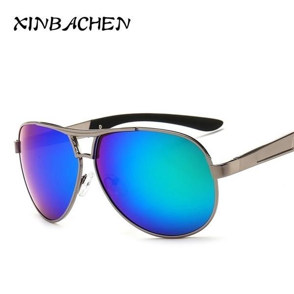 Gafas de sol de los hombres Polarizer Toad Gafas Gafas de sol Gafas de controladores C2011 Gafas de diseño