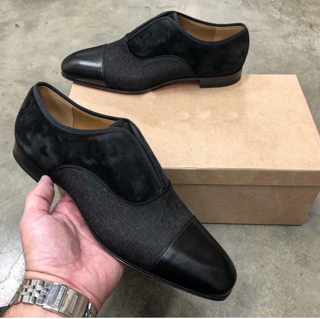 ZapatosLouboutinClcristianoElegante Alfa Vestido Masculino Mocasines Zapatos Lujosos Para Hombres De Zapatillas De Zapatillas De Zapatillas De Zapatillas De Zapatillas De Arte