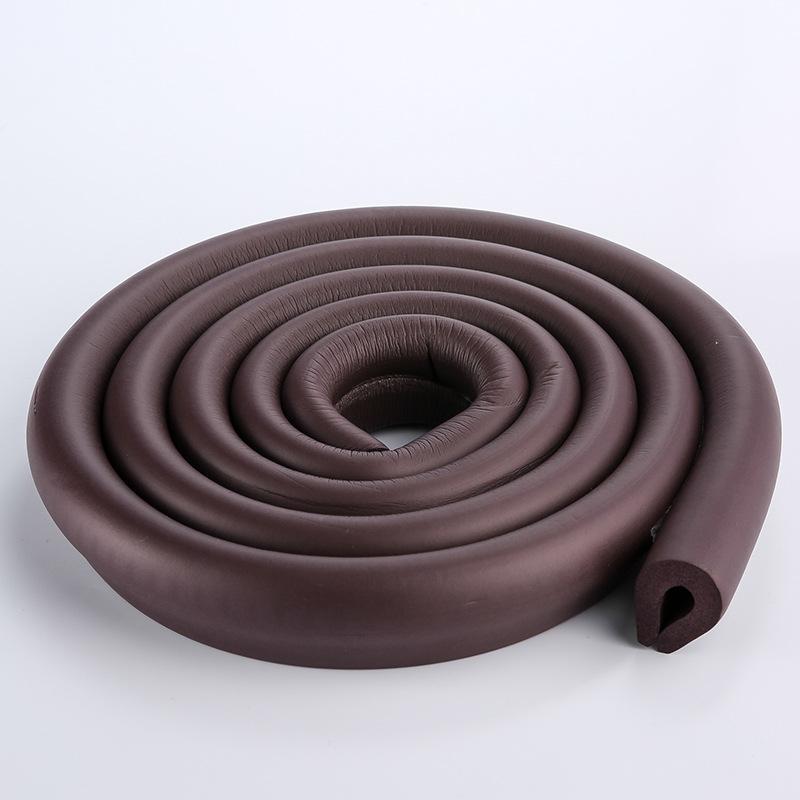 Corner&Edge Cushions 2M U Shape Baby Safety Soft Corner Edge Foam Guard Cushion For Glass Table -17 NSV775