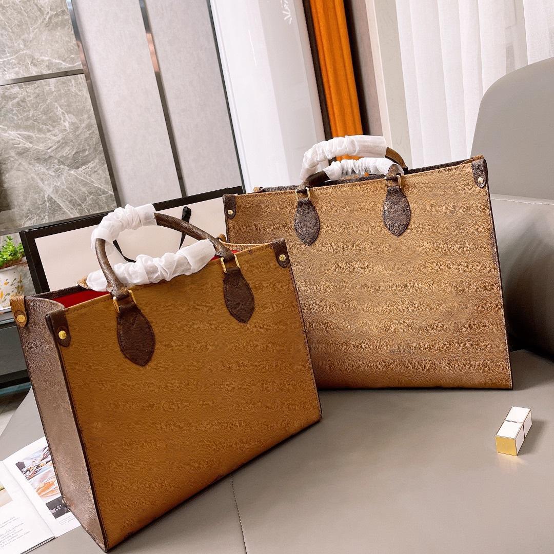 Bolso de compras de flores de lujo de alta calidad Ladies bolso Totes de viaje Bolsos de la oficina de hombros de gran capacidad París Mujeres Diseñadores de moda Bolsos # 25