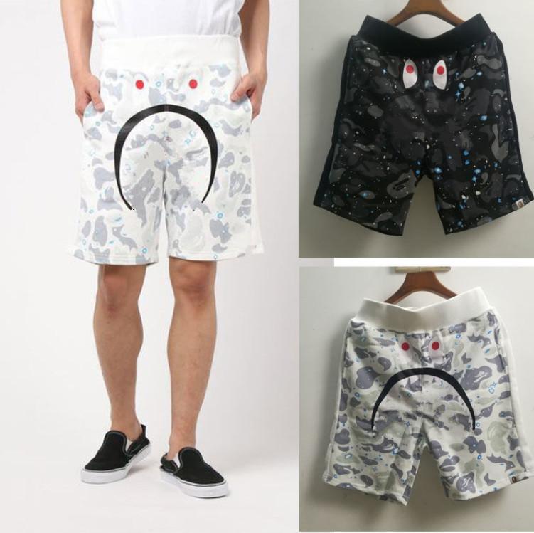 Summer Européen et Américain Mode Coton Shorts Boys Hip Hop Sports Jeunes Pantalon de plage Casual 5 points