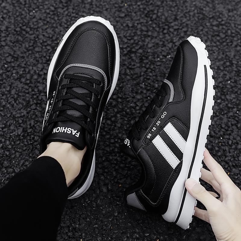 Novos Esportes Sapatos de Basquete Confortável e Respirável Design Simples de Moda e Lazer e Estilo Distintivo Four Seasons