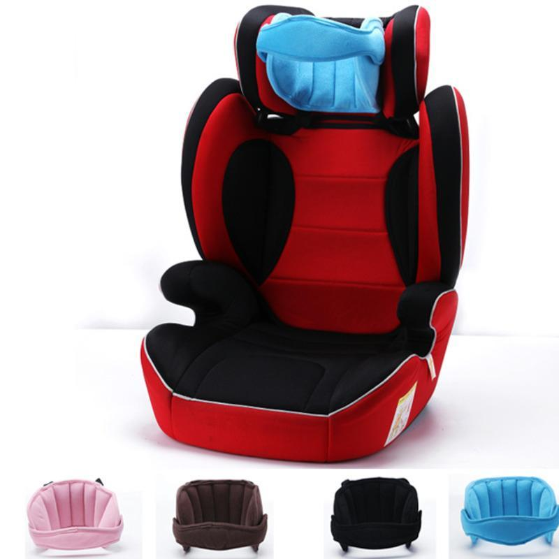 Seat Cushions Child Safety Head Support Anchor Baby Sleeping Anti Bow Fixing Belt Headrest Auxiliary