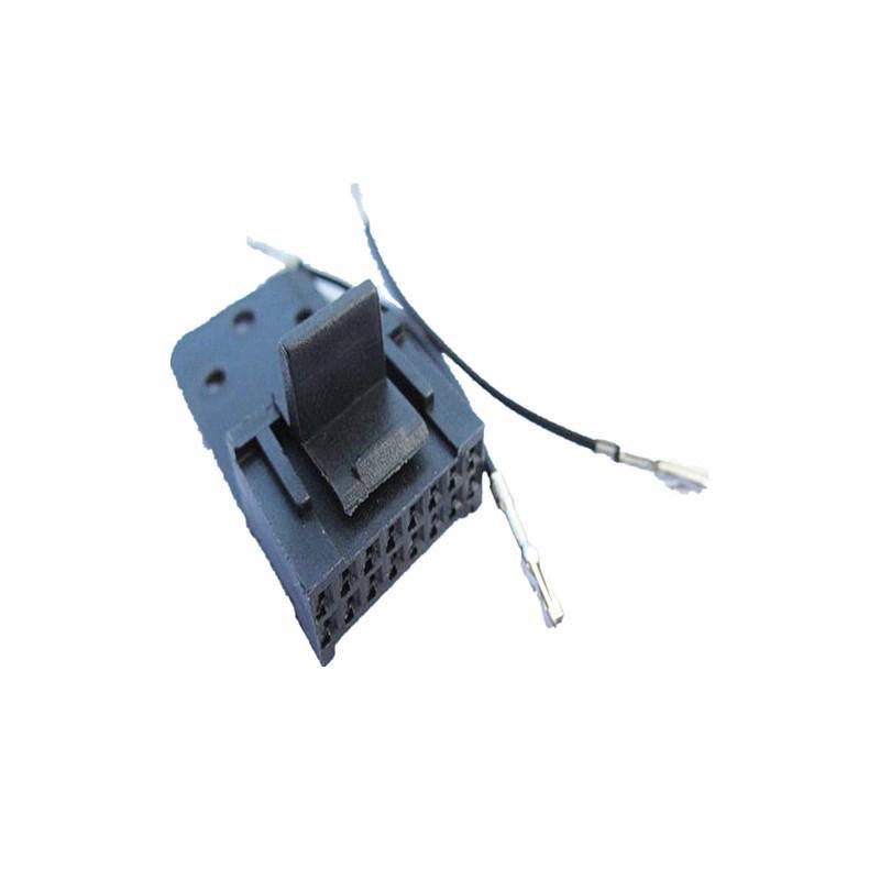 HLN9457AR 16 PIN Terminal Dock Zestaw Złącza Akcesoria Do Motorola Mobile Radio SM50 SM120 GM140 GM160 GM338 GM340 GM360 GM380 GM640 GM660 GM1280