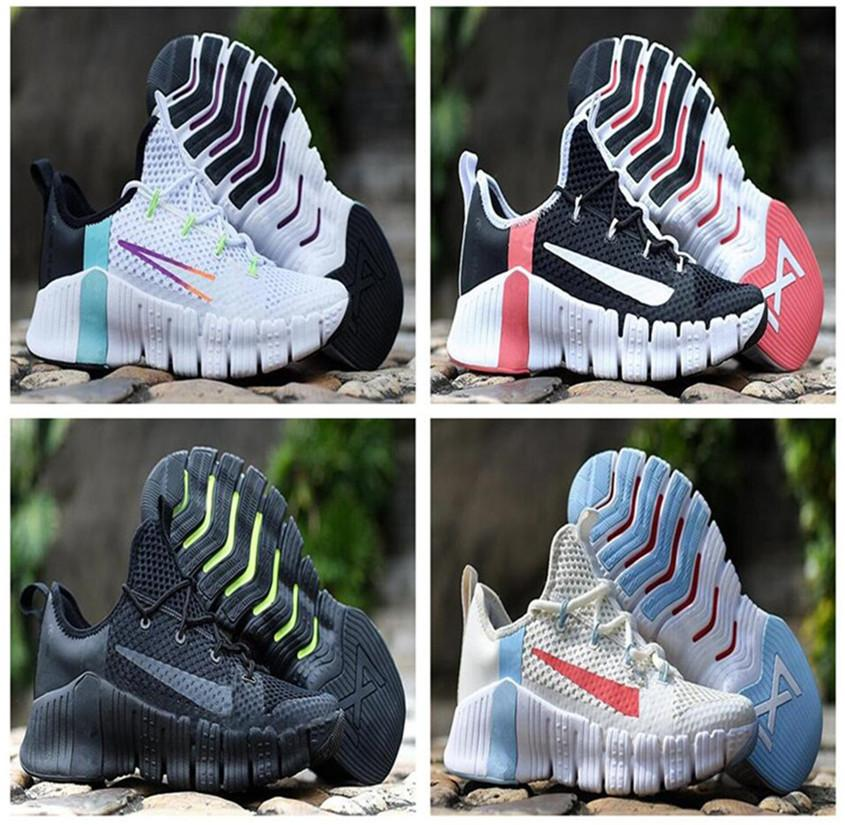 2021 Metcon Grátis 3 Runs Treinador Sneaker para Mulheres Homens Correndo Tênis Sapatos Esportivos EUR 36-45