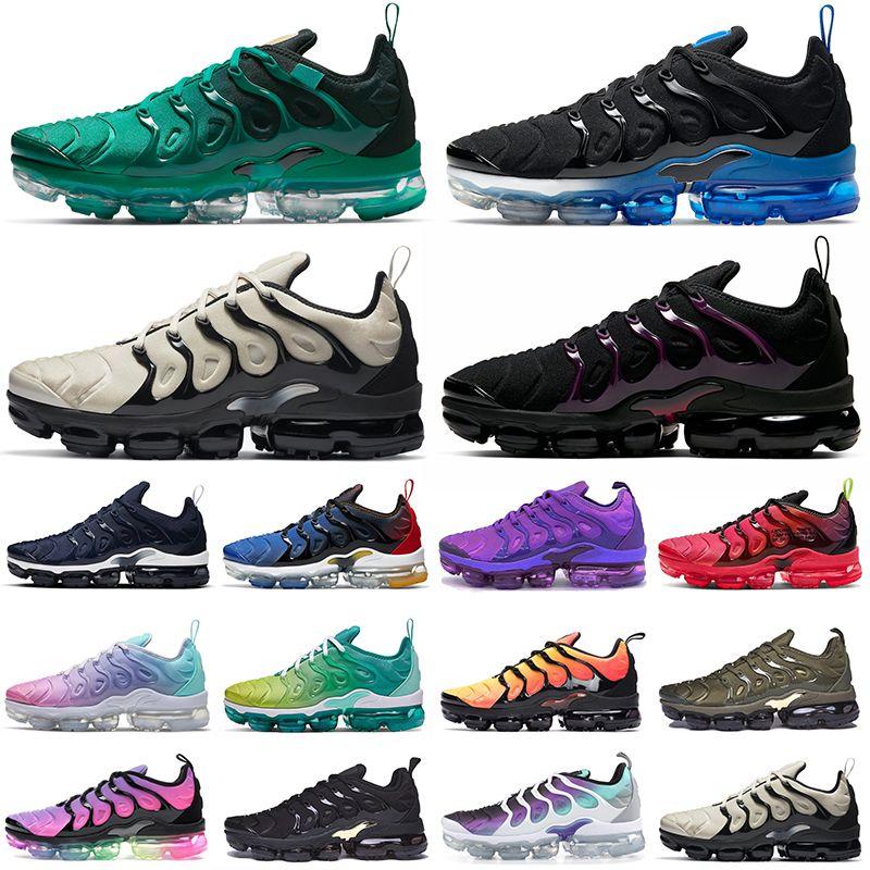 air vapormax plus tn vapors vapor max tn plus TN plus Outdoor-Laufschuhe Männer Frauen tns Trainer Herren Damen Sportschuhe mit BOX Oversize 36-47
