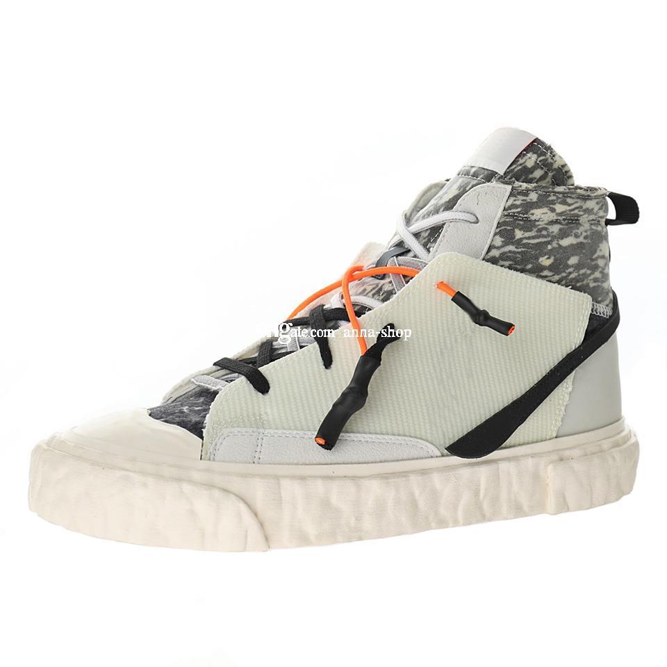 Stivali da uomo readymade stivali da uomo pronto skates skates scarpe da uomo stivale sportive donne sneakers per caviglia da donna sneaker sneaker scarpe sportive chaussures cz3589-100