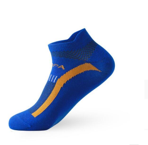 Running socks professional sports men spring summer autumn mesh breathable effective fitness fashion thin antibacterial deodorant pressure boat sock slippers