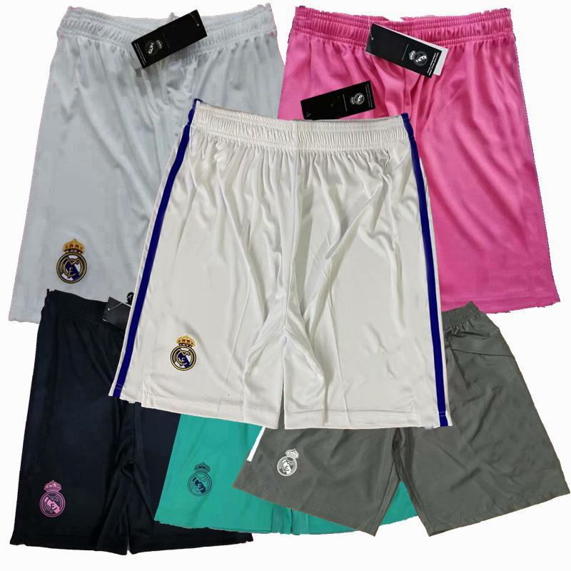 2021 2022 REAL MADRID Fussball Shorts Isco Asenssio Casemiro MODRIC GEFAHREN 19 20 21 22 Zuhause weg 3. Fußballsporthosen