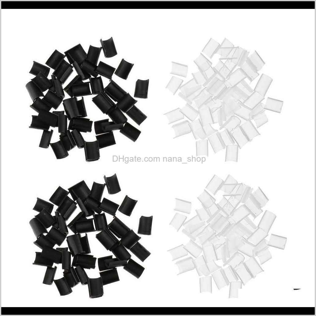 أدوات 200 قطع diy الكيراتين الحبيبات الخرز الشعر الشعر الباروكات Rebond الانصهار الغراء مجموعة X8JWG PEWMX