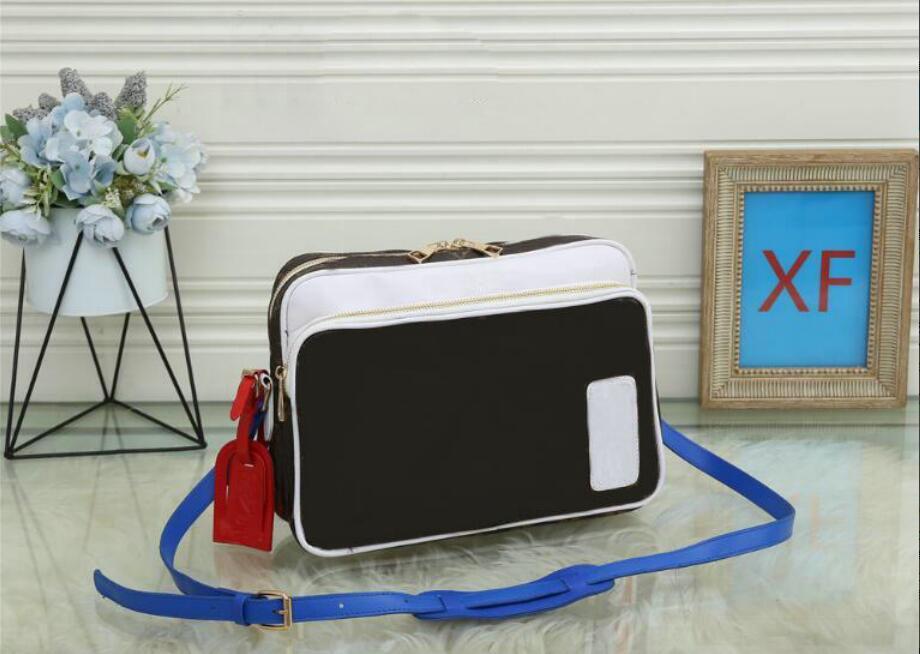 Designer di Lussurys Borsa a tracolla Borsa a tracolla Borse in pelle Donne Femminile Grande capacità Crossbody Bags Borse a tracolla Moda Body Body Uomo Borse a tracolla