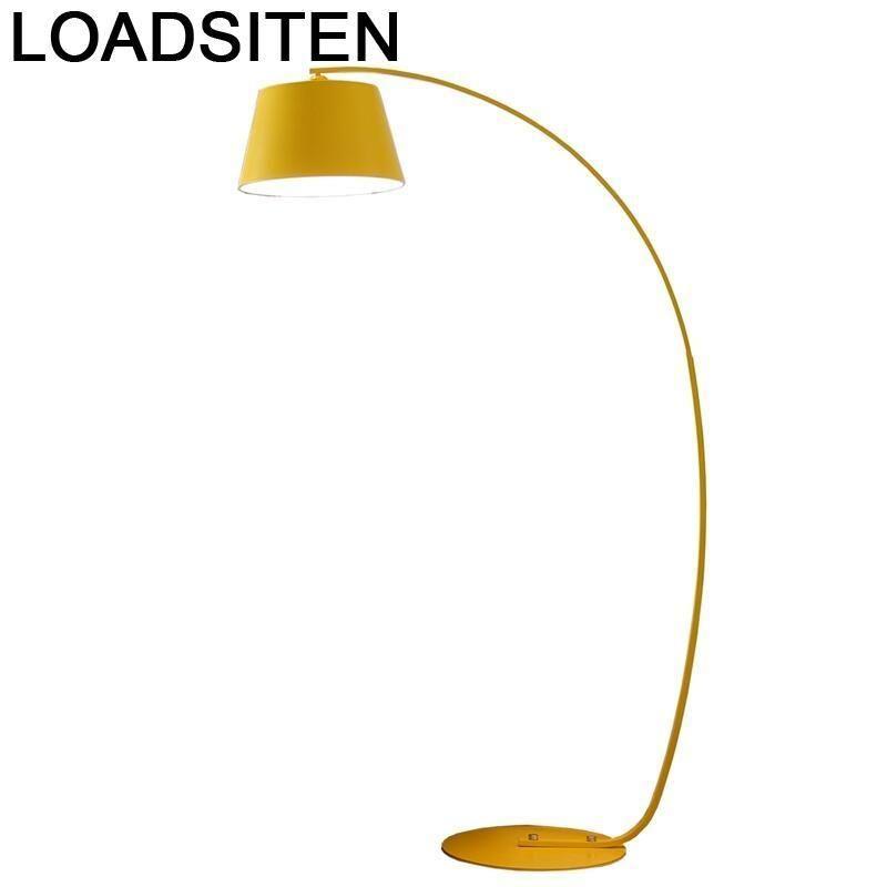 Lampade Da Terra Stand Vloerlampen Voor Woonkamer Lambader Aydinlatma Lampadaire 살롱 Lampara 드 Pie Staande 램프 바닥 조명 램프