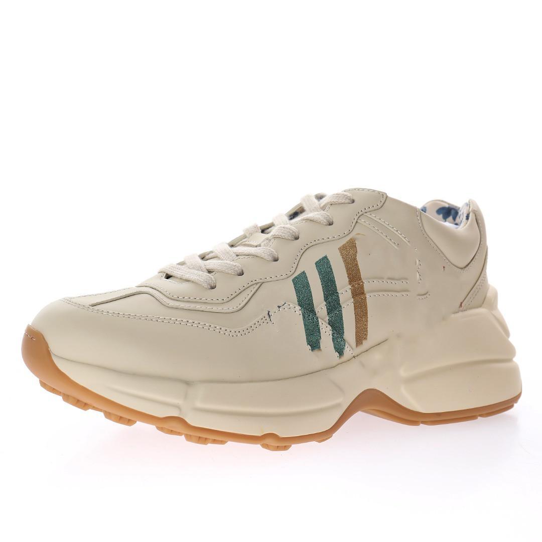 2021 Moda G Tasarımcılar Sürüş Ayakkabı Lüks Erkekler Kadınlar ARahat Unisex Zapatos Sneakers Loafer'lar 35-45