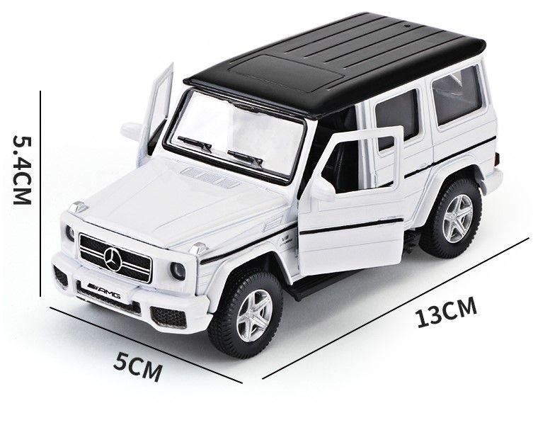 Simulation toy alloy car