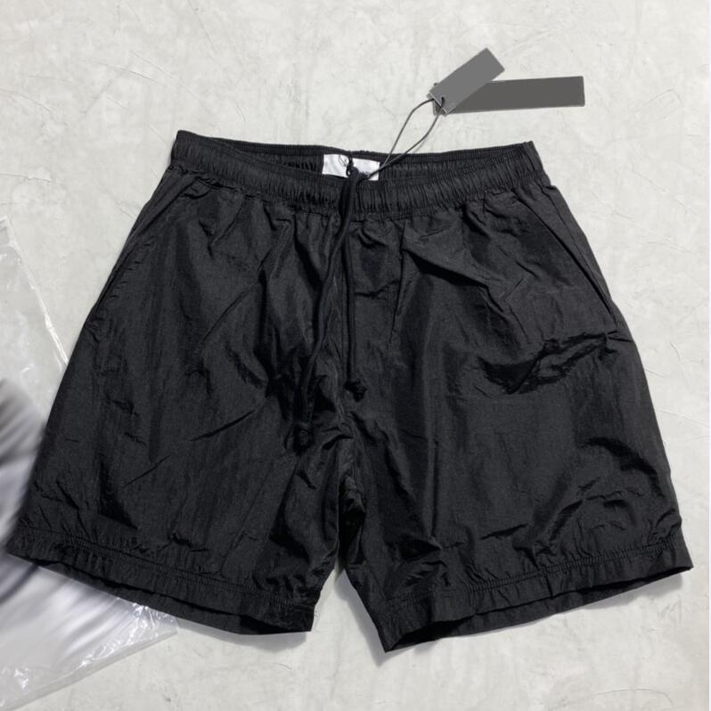 الصيف رجل السراويل عداء ببطء السراويل الذكور مصمم بنطلون الرجال ركض سراويل سوداء الفضة السراويل eu حجم السراويل S-XL 90587