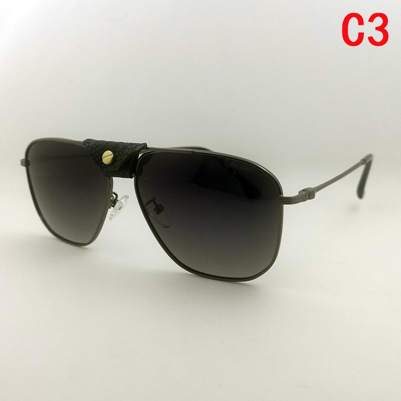 Mode Sonnenbrille Occhiali da Sole di Lusso Frauen Sonnenbrille Frau Fahren Mann Oval Adumbral Damen Sonnenbrille Großhandel Gläser