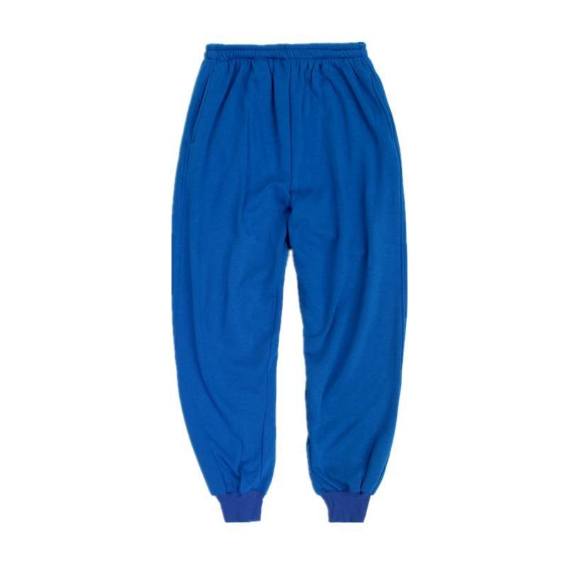 전술 한국어 캐주얼 바지 남자 땀 감각 헐렁한 힙합 바지 Harajuku Pantalones Hombre 하이킹 패션 EA60xk 남자