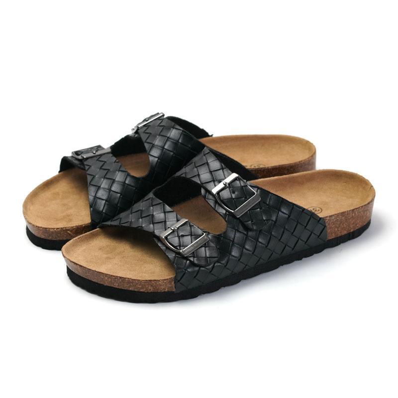 Sandales Casual Soft Lk Pantoufles Femmes 2021 Summer Beach Slide Confort Mesdames Couples Extérieur Chaussures Zapatilla Mujer