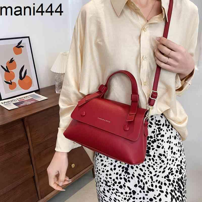Ins net rot kleine quadratische frauen 2021 neue koreanische mode handtasche ausländische stil breitband einzelner umhängetasche