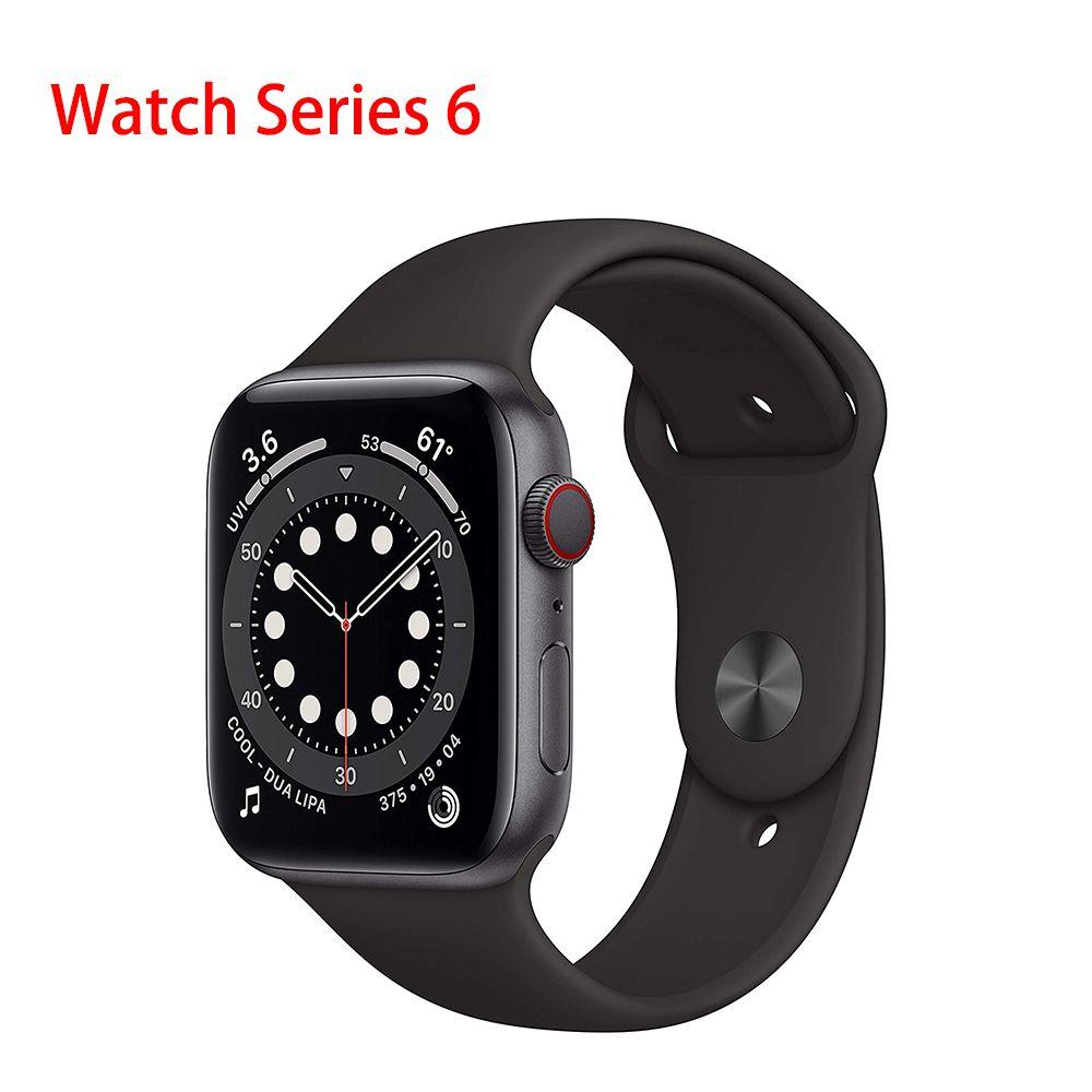 I8 PRO 2021 IWO 13 с GPS Smart Watch IWATCH 6 серии Беспроводная плата 44 мм Кнопка Encoder SmartWatch IWO13 для Apple iPhone и телефонов Android iOS iOS