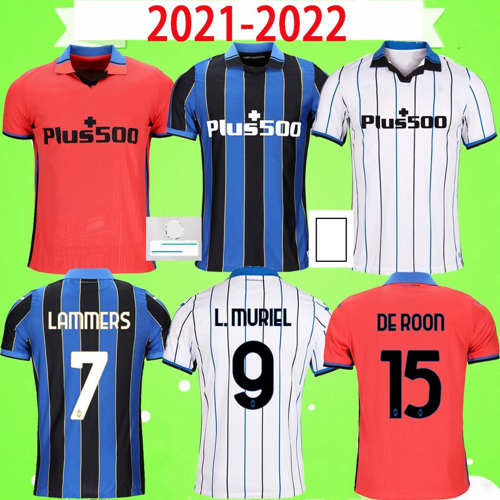 2021 21 22 Maglia Da Calcio Atalanta Soccer Jerseys BC 2021 2022 ...