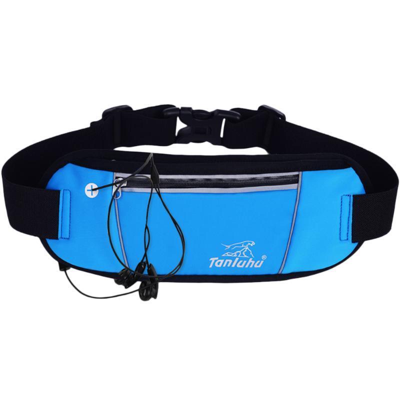 Outdoor Bags Cycling Waist Lightweight Phone Holder Bag Purse Outdoors Fanny Pack For Marathon Reflective Running Belt
