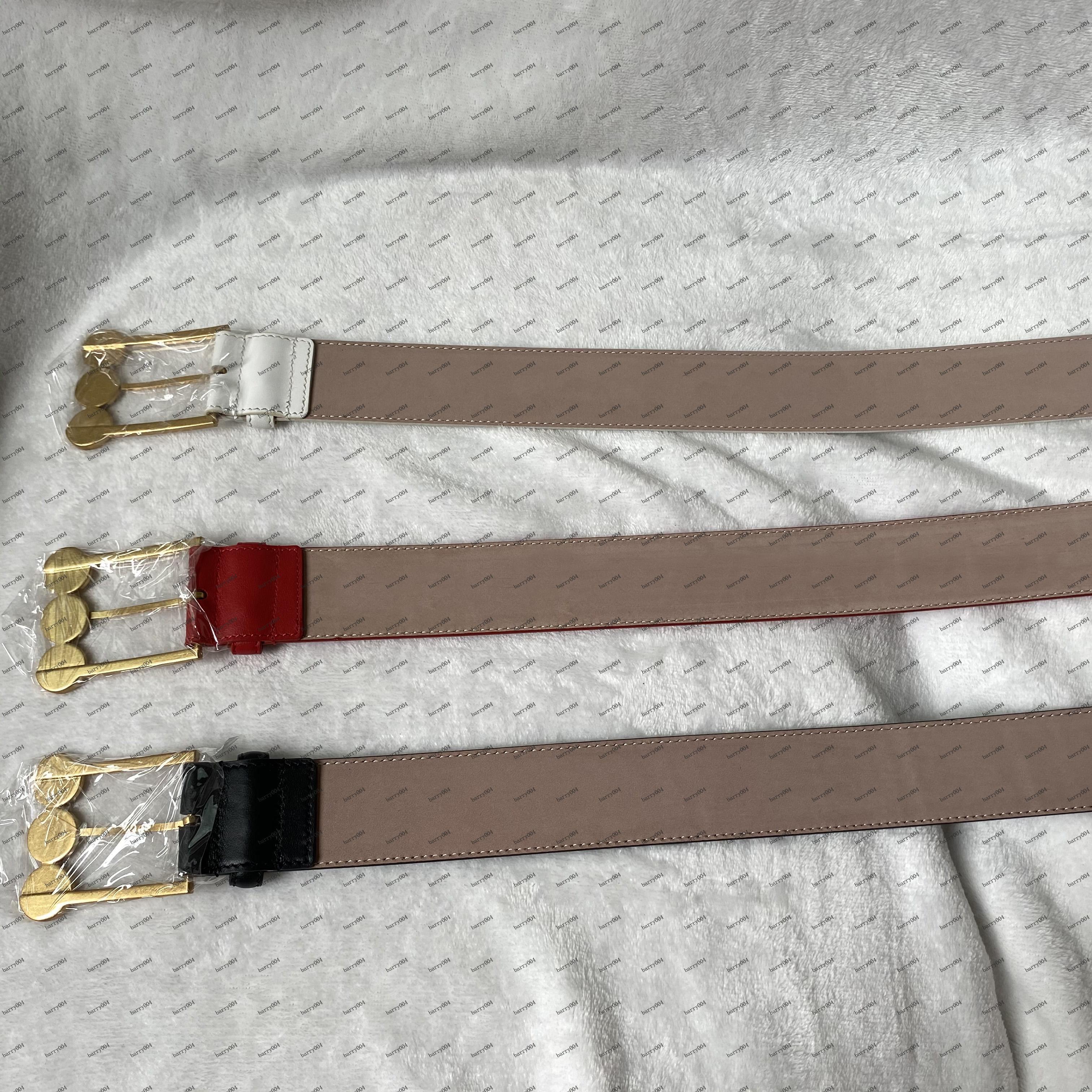 أزياء حزام عارضة 3 ألوان في أنماط مختلفة، مصنوعة من البقر الطبيق العلوي، حزام جلد، عرض 4CM