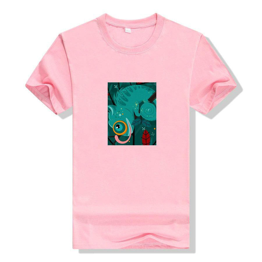 Womens Mens Designer T Shirts Tshirts Fashion Cute cartoon girl printing Short Sleeve Lady Tees Luxurys Casual Clothes T-shirts Clothing 2022