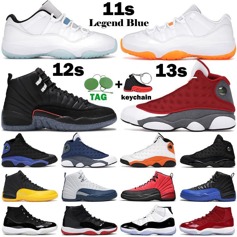 Zapatillas de baloncesto para hombre jumpman 11 Jubilee 25th Anniversary Bred Concord 11s Reverse Flu Game 12s The Master 12 hombres mujeres zapatillas de deporte al aire libre