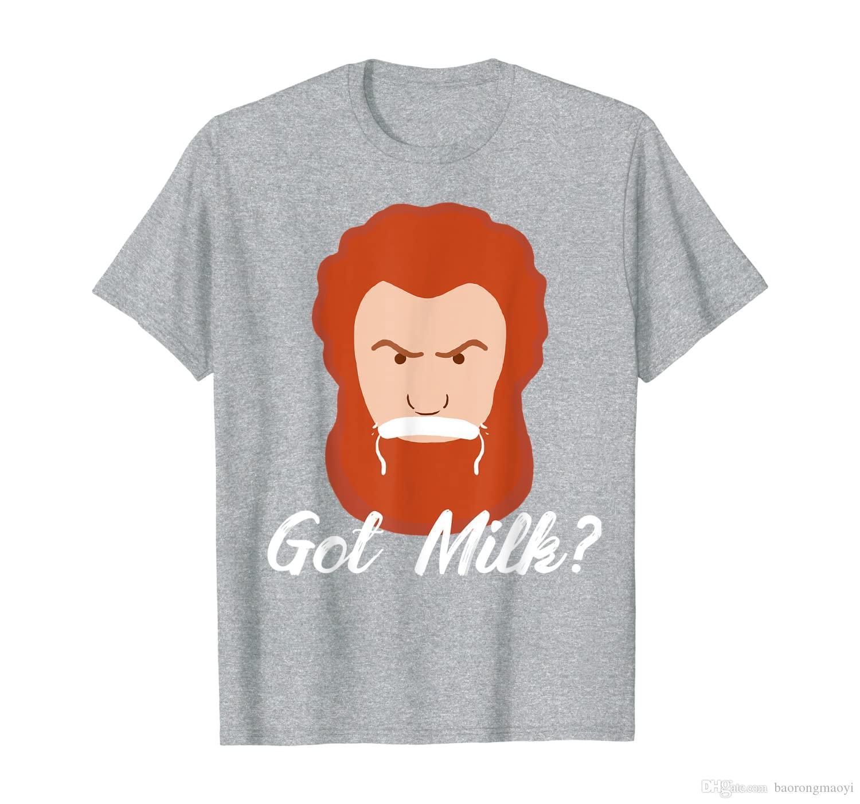 Gigantes Leche Funny Shirt Wildling Aprobado Game Gift Throne